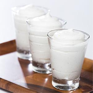 Vanilla Bean Mousse
