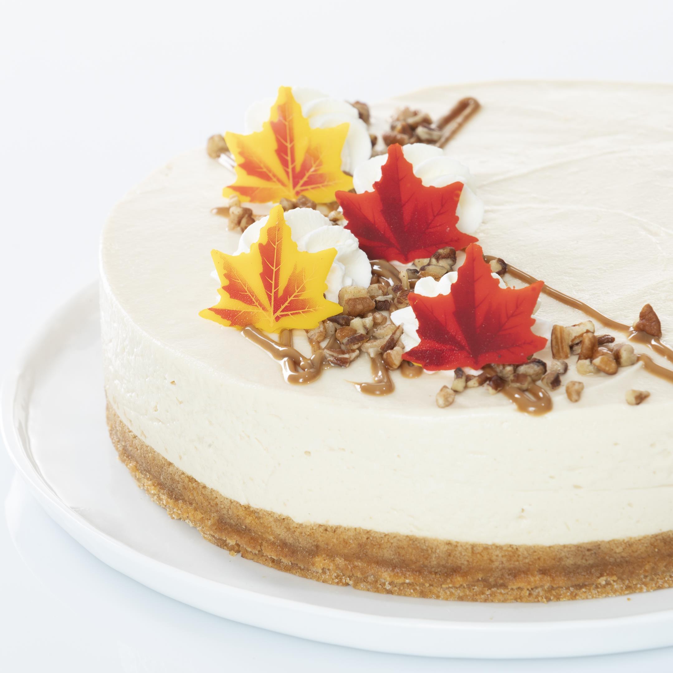 Caramel Crunch Cheesecake