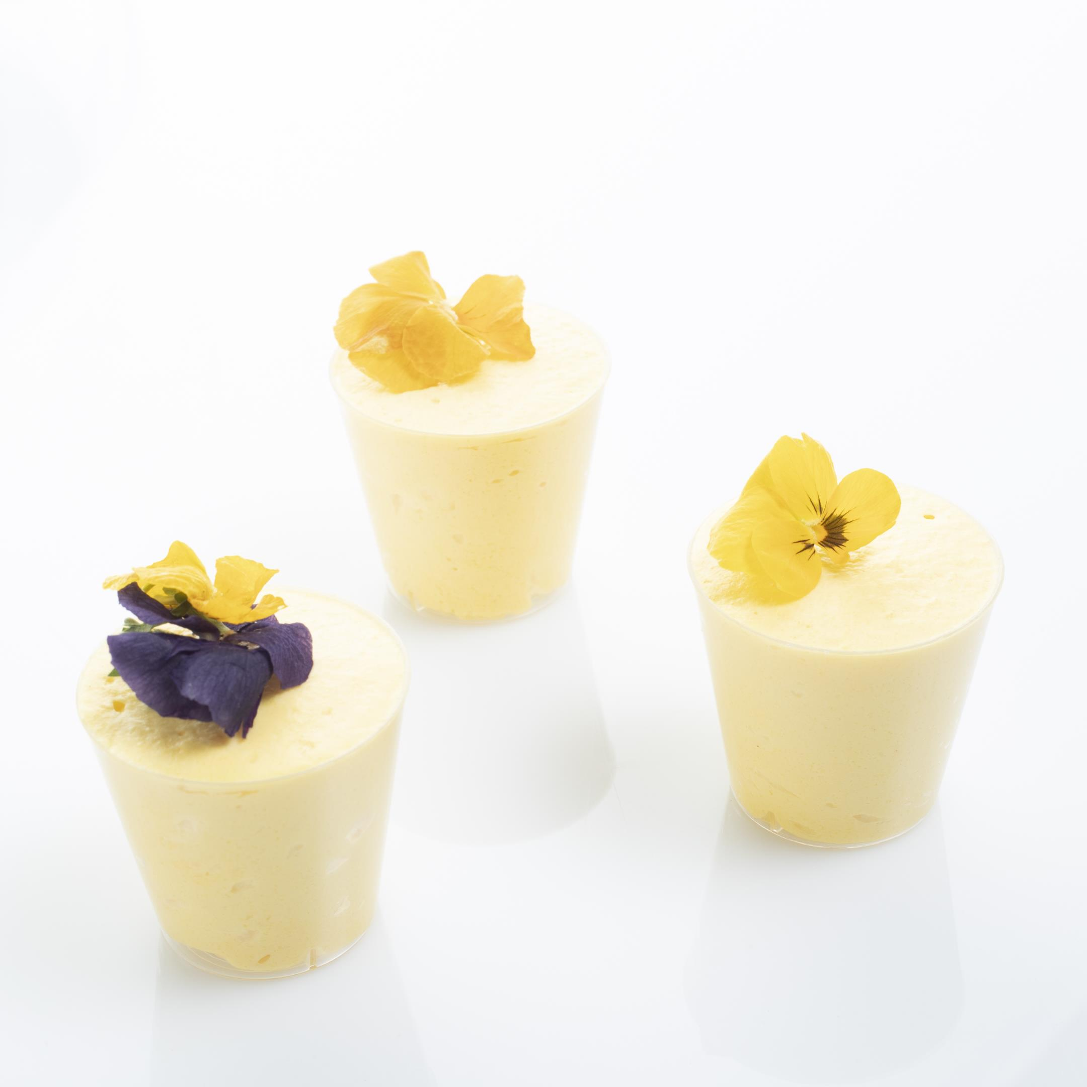 Yogurt Lemon Mousse