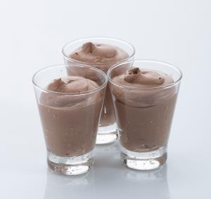 CHOCOLATE MOUSSE LACTA 38% NO ADDED SUGAR